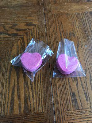 Heart Bath Bombs for Sale in Las Vegas, NV