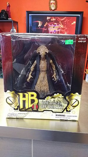 Mezco HB II The Angel Of Death Figure for Sale in Vancouver, WA
