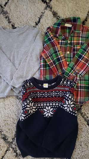 Boy clothes XS (Ages ~4-6) for Sale in Fullerton, CA