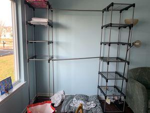 Closet organizer for Sale in Bristol, IL