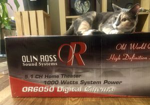 Olin Ross Sound System for Sale in Seattle, WA