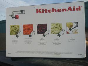 Kitchen aid attachment for Sale in New Orleans, LA