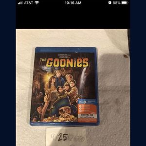 Goonies Blu-ray for Sale in Fort Lauderdale, FL