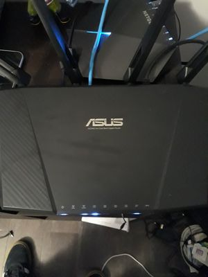 Asus router AC2400 MU-MIMO for Sale in Olympia, WA