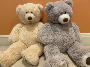 Teddy bear plush toys for Sale in Kenmore, WA