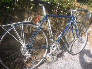 1983 Trek 700 with limited edition w/ stock hand pump. for Sale in Birmingham, AL