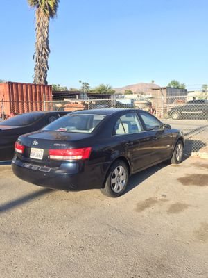 Hyundai Sonata part out or sell whole car for Sale in Riverside, CA