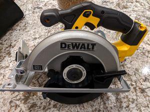 "Dewalt 6.5"" 20v Circular Saw DCS393 for Sale in Naperville, IL"