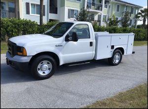 2006 f250 utility truck for Sale in Orlando, FL