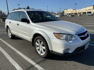 2008 Subaru Outback, 5 speed for Sale in Sacramento, CA