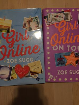 Zoe Sugg Girl online on tour books for Sale in Chicago, IL