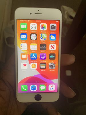 iPhone 6s sprint or boost mobile 16gb for Sale in Baltimore, MD