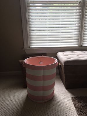 Kids doll house. Kids toy/laundry storage / stools for Sale in Kennesaw, GA