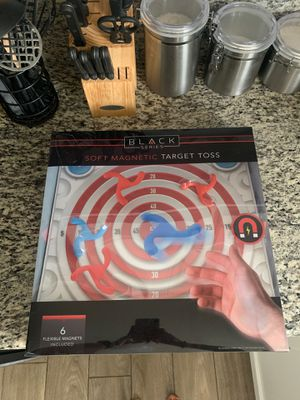 black series soft magnetic target toss for Sale in Riverside, CA