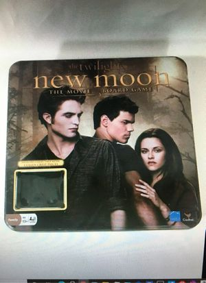 The Twilight Saga - New Moon The Movie Board Game - Cardinal Industries for Sale in Layton, UT