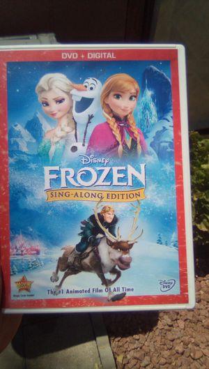 Frozen movie for Sale in Bakersfield, CA