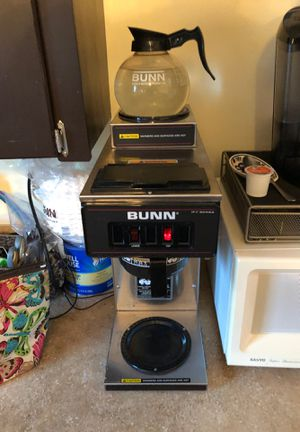 Bunn VP-17 pour over coffee maker for Sale in Chesapeake, VA