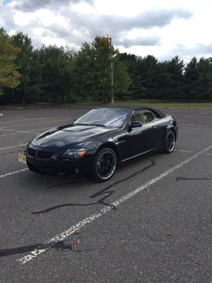 07 BMW 650I for Sale in Edgewater Park, NJ