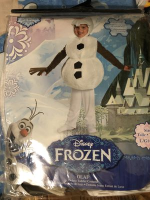Olaf costume for Sale in The Bronx, NY