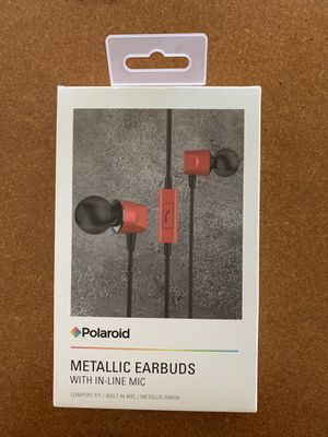Earbuds with in line Mic for Sale in Sanger, CA