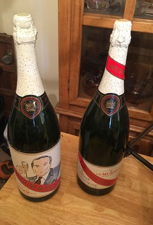 Antique champagne bottles cordon rouge for Sale in New Castle, DE