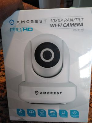 Amcrest Security Camera 6 individual cameras $50 each for Sale in Lynn, MA
