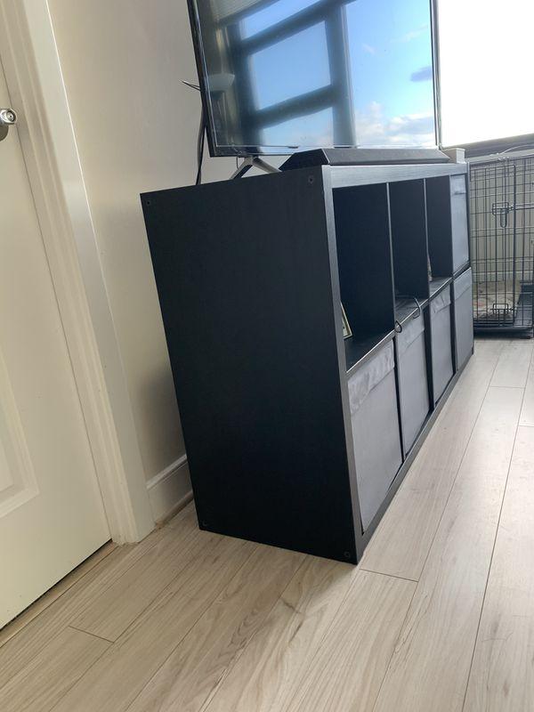 KALLAX Tv Stand Shelving Unit
