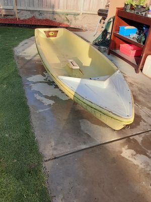 Sailboat/ Rowboat/ Canoe for Sale in San Diego, CA