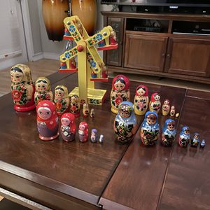 Beautifull RUSSIAN Collection for Sale in Orlando, FL