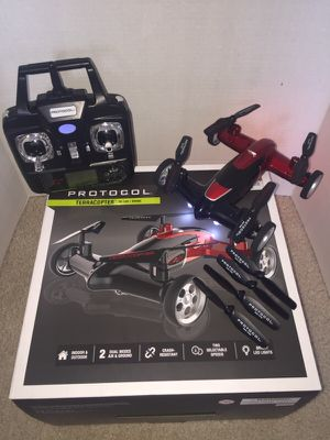 Drone | Protocol TerraCopter: Air and Ground for Sale in Chapel Hill, NC