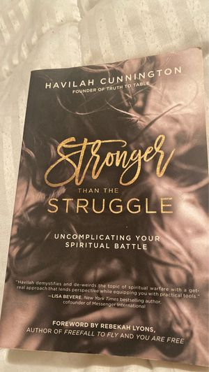 Stronger Than The Struggle for Sale in Baton Rouge, LA