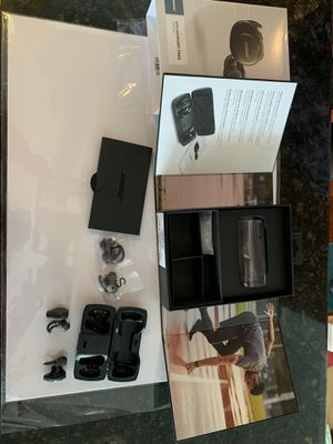 Bose SoundSport Free Wireless Headphones BLACK for Sale in Chicago, IL