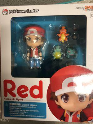 Pokemon Red Nendoroid Figure for Sale in El Paso, TX
