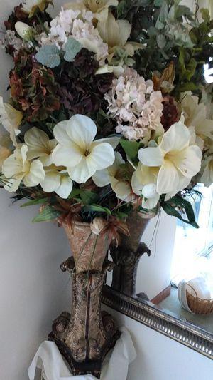 Tall Designer Floral Arrangement for Sale in Carol Stream, IL