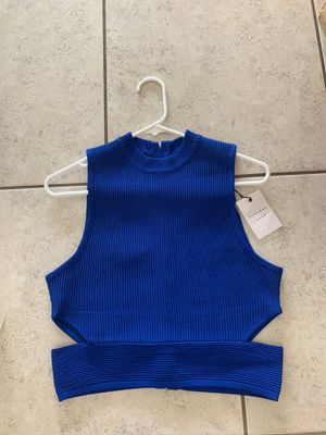 Blue Top for Sale in Brandon, FL