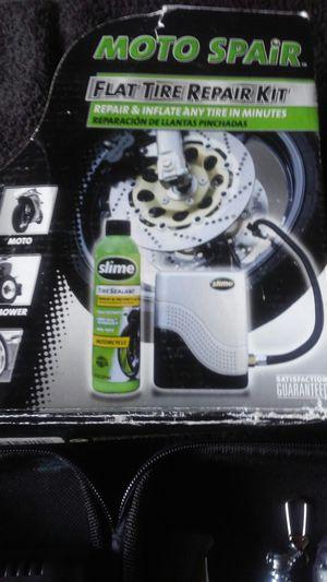 Moto spair repair kit for Sale in Modesto, CA