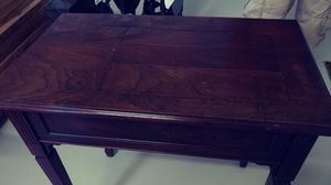 Antique sewing table for Sale in Holly Springs, NC
