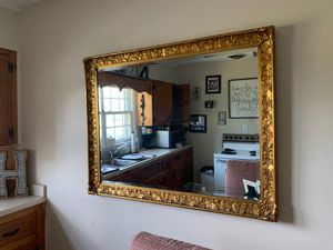 Mirror and table for sale for Sale in Fort Mill, SC