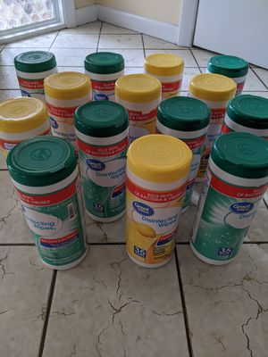 Sanitizing wipes for Sale in Deerfield Beach, FL