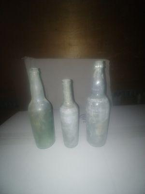 Old antique bottles for Sale in Los Angeles, CA