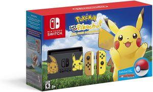 Pikachu Pokémon Nintendo switch and game for Sale in Santa Monica, CA
