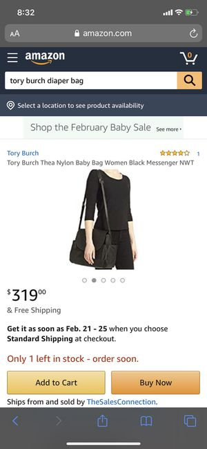 Diper Bag. Tory Burch for Sale in Pittsburgh, PA