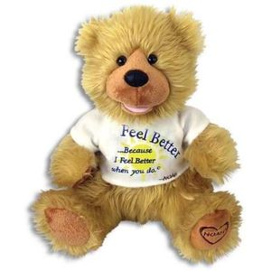 "Great Christmas Present-Chantilly Lane Noah ""I feel Better"" Bear 12"" for Sale in West Orange, NJ"