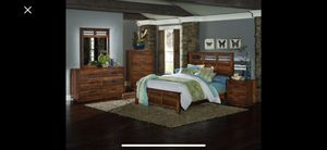Brand new Bedroom set 8 pieces for Sale in Oshkosh, WI