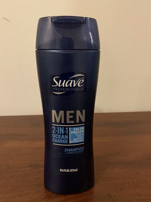 Suave Men 2-in1 shampoo for Sale in Olney, MD