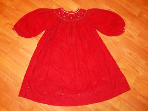 Girls 4T Christmas dress for Sale in Anderson, SC