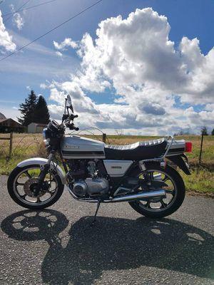 1982 Kawasaki Kz550-A3 for Sale in Everett, WA