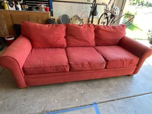 FREE Matching couch, chair and ottoman for Sale in San Ramon, CA