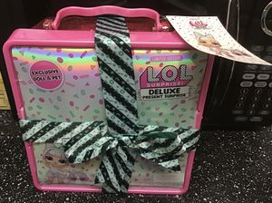 Lol Surprise Present Surprise IN HAND PRICE IS FIRM for Sale in Las Vegas, NV