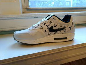 2fd17dc5a001 Men s Custom LV x Nike Air max for Sale in Guttenberg